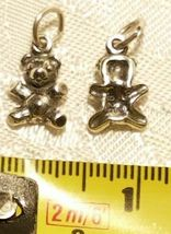 """FROM Cradle To College"" Sterling Silver Charms .925 You Choose image 9"