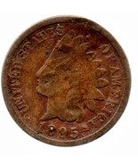 Estate Find! 1895 Indian Head Cent - VF or Better Condition...Only One A... - £6.44 GBP