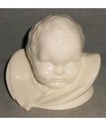 Lenox China VINTAGE BABY CHERUB Art Deco HEAD 1930s Made in USA - $49.49