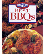 Kingsford Best BBQs Barbecue Cookbook Hardcover Vintage 1977 - $4.00