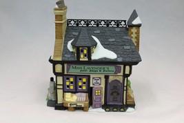 """Dept 56 Dickens' Village Bond Shop """"Miss Lavend... - $83.22"""
