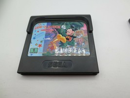 Land of Illusion Starring Mickey Mouse (Sega Game Gear, 1993) - $18.95