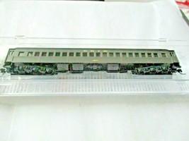 Micro-Trains # 16000140 Erie 78' Heavyweight Single Window Coach N-Scale image 1
