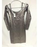 Express Womens Extra Small XS Dress Shiny Sequin NWT P - $64.35