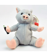 Coca-Cola Bean Bag Plush Pot Belly Pig Blubby International Collection V... - $18.90