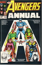 The Avengers Annual Comic #12 Marvel Comics 1983 VERY FINE NEW UNREAD - $3.50