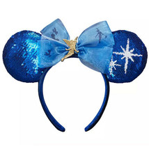 Minnie Mouse The Main Attraction Peter Pan's Flight Ear Headband NEW   F... - $140.22
