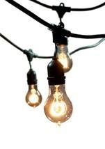 Bulbrite String15/E26-A19KT Nostalgic Edison Outdoor, Garden, Patio, Wed... - €91,64 EUR