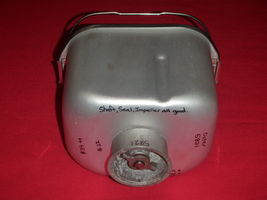 Oster Sunbeam Bread Maker Machine Pan for Model 5821 (#22) image 7