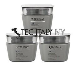 3 X Tec Italy Gel Della Cera Effeto Humedo - $52.24