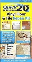 Quick 20 Vinyl Floor and Tile Repair Kit (20-689) - $9.99