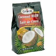 Grace Leche de Coco Polvo Orgánico Crema 1kg - $29.98