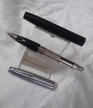 Sheaffer Imperial Black Fountain Pens - $55.49