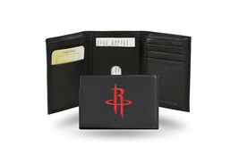 NBA Houston Rockets Embroidered Tri-Fold / Wallet - $37.23