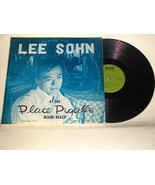 Vintage Signed LEE SOHN At The Place Pigalle 33rpm Record Album LP - $24.99
