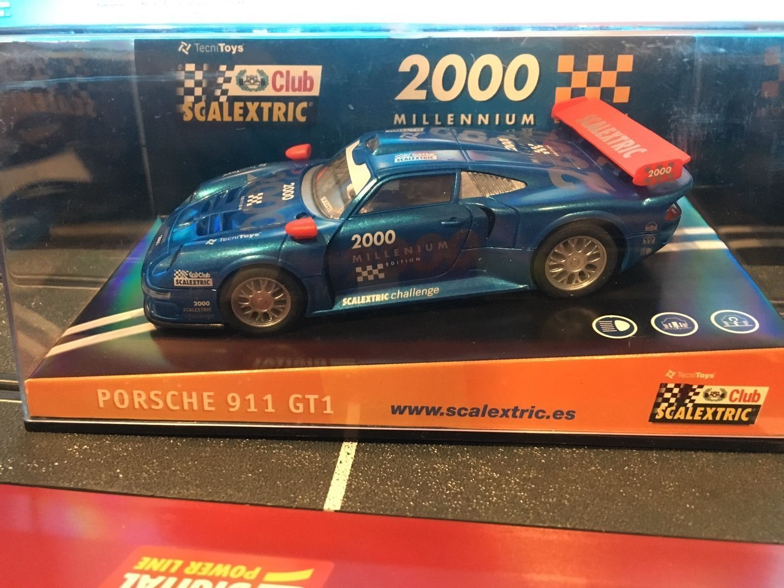 Scx Slot Car (2000s): 1 listing