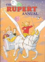 Rupert  Annual #60   1995  illustrated John Harrold  EX+ 1st  Rupert is 75 - $33.72