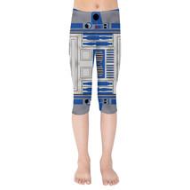 Little Blue Droid Kids Capri Leggings - $35.99+
