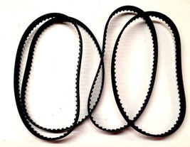 4 New Replacement BELTS for use with MasterCraft Sander 553559 150XL037 - $33.30