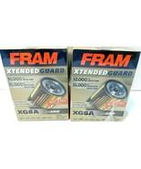 (2) Fram XG8A Oil Filter New/Sealed! - $15.46