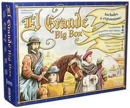 Z-Man Games El Grande Big Box - $55.84
