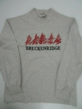 Breckenridge Grey Long Sleeve Shirt Men's Size L - $11.87
