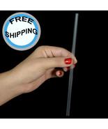 """Daxwell C10001570B 7.75"""" x 6 mm Clear Polypropylene Drinking Straws (Box... - $17.08"""
