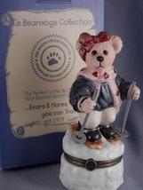 Boyds Bears Le Bearmoge Treasure Box - Natasha CC Journey 1E - $5.00