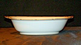Noritake China Japan Goldora 882 Serving Bowl AA20-2138 Vintage image 7