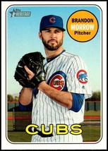 2018 Topps Heritage High Number #576 Brandon Morrow NM-MT Cubs - $0.75