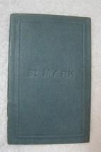 The Gospel of Saint Mark Cambridge Cloth Bound Sweet Pocket Book T6 - $12.38