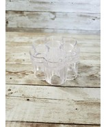 Cosmetic Holder - Clear Plastic - Used - $5.49