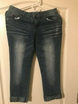 Vanilla Star Brand Girls Size 14 Stone Wash Jeans - $9.49