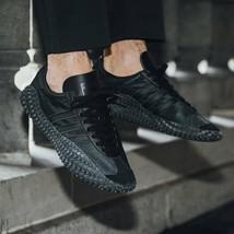 Adidas Originali Paese x Kamanda Scarpe Nero/Scarpe da Ginnastica Rosse - $158.92