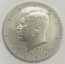 2017 S Kennedy Half Dollar Enhanced Finish Coin from 225th Anniversary Set - $32.75