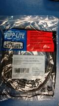 Tripp-Lite N201-010-BL Cat6 Gigabit Black Patch Cable, 10ft. RJ45 (MM) (NEW) - $6.19