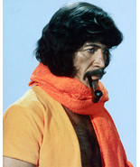 Jason King Tv 16x20 Canvas Giclee Peter Wyngarde Department S With Pipe - $69.99