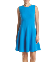 NWT TOMMY HILFIGER BLUE CAREER FLARE DRESS SIZE 18 $99 - $40.27