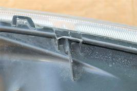 07-10 Lincoln MKX Halogen W/ AFS Headlight Lamp Set L&R  - POLISHED  image 8
