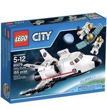 LEGO CITY 60078 Utility Space Shuttle [New] Building Set - $49.99
