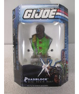 "GI Joe Roadblock 6"" Mini Resin Bust Limited Edition - Palisades 2002 FS - $14.50"