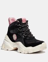 Coach C265 Hiker Sneakers Black Size 9.5 MSRP: $195.00 - $148.49