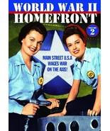 WWII - WORLD WAR II HOMEFRONT, V - $20.77