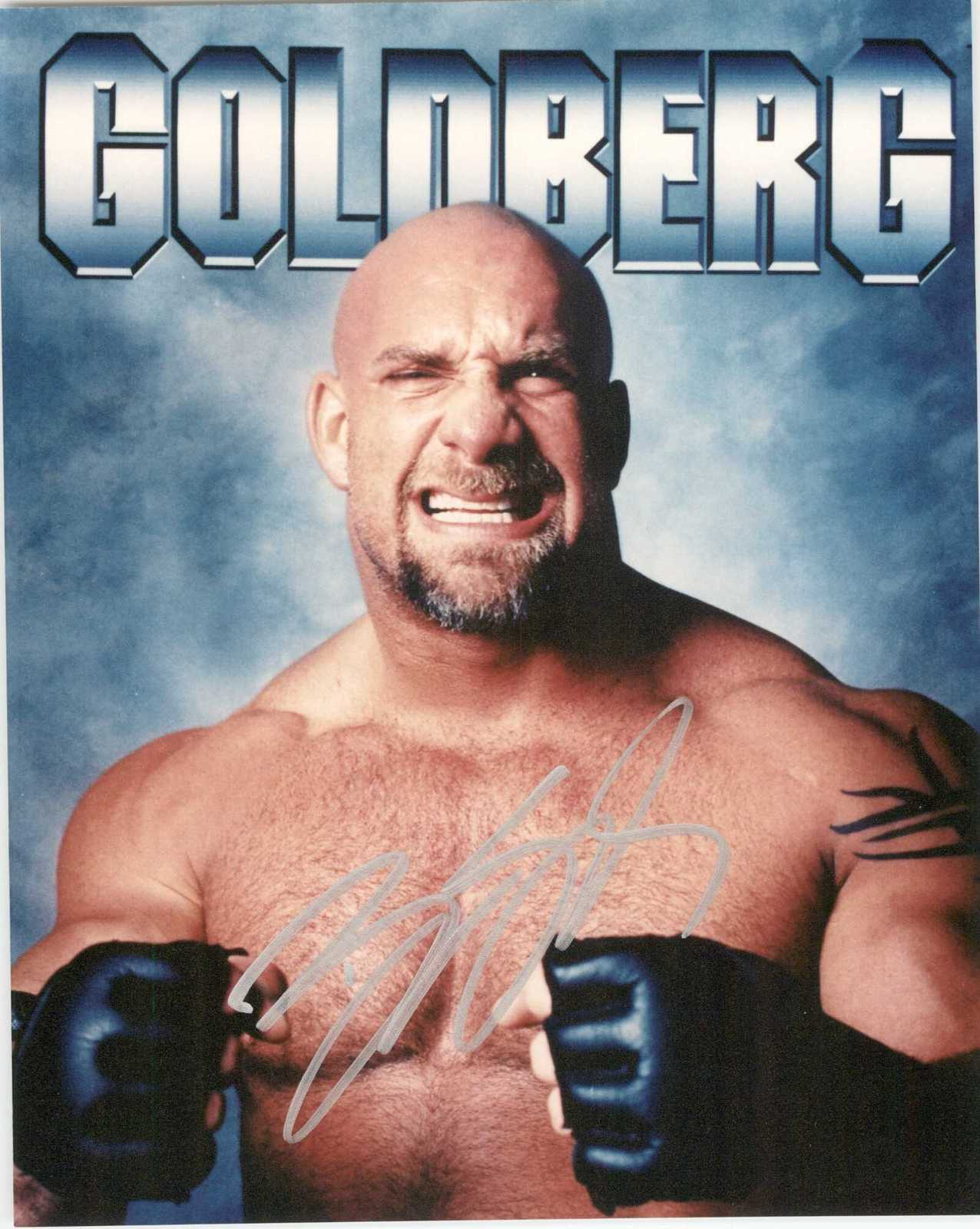 Primary image for Bill Goldberg Signed Autographed Glossy 8x10 Photo