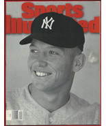 1995 Mickey Mantle LAST Sports Illustrated NO MAILING LABEL News Stand Y... - $19.79