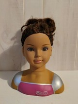 Rare Toys R Us African American Styling Head Bust - $12.20