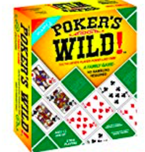 Jax Poker's Wild A Family Game - $29.99