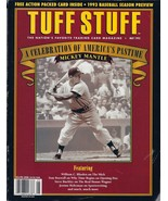 Tuff Stuff -Trading Card Magazine May 1993 -Mickey Mantle - $2.50
