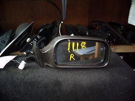 1990 1991 1992 LEXUS LS400 BROWN RIGHT DOOR MIRROR image 1