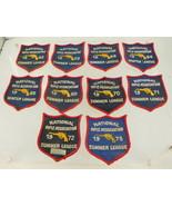 Vintage 1962-1975 National Rifle Association Summer Winter League Patch ... - $35.99
